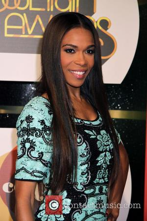 Michelle Williams - Soul Train Awards 2013 Held At Orleans Arena At Orleans Hotel and Casino In Las Vegas, NV...