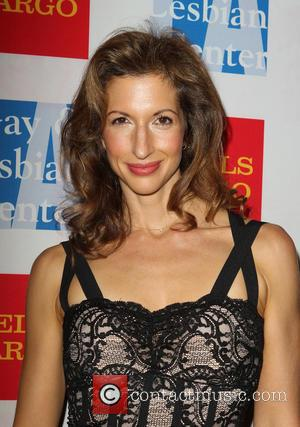 Alysia Reiner - L.A. Gay & Lesbian Center's 42nd Anniversary Vanguard Awards Gala At Westin Bonaventure Hotel - Los Angeles,...
