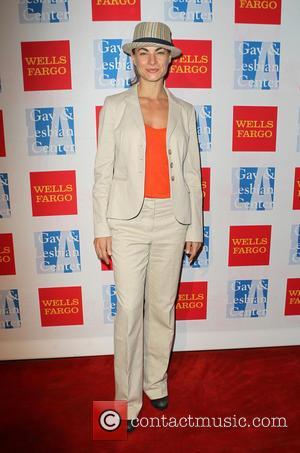 Traci Dinwiddie - L.A. Gay & Lesbian Center's 42nd Anniversary Vanguard Awards Gala At Westin Bonaventure Hotel - Los Angeles,...