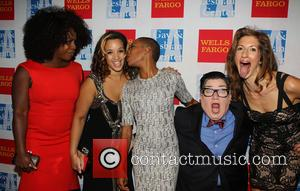 Uzo Aduba, Dascha Polanco, Samira Wiley, Lea DeLaria and Alysia Reiner - L.A. Gay & Lesbian Center's 42nd Anniversary Vanguard...
