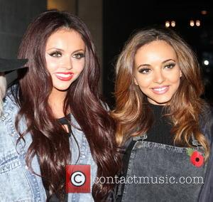 Little Mix, Jesy Nelson and Jade Thirwall