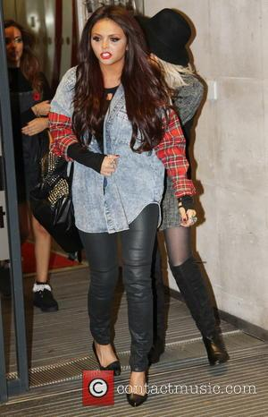 Little Mix and Jesy Nelson