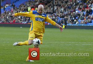 Jake Wood - Nordoff Robbins and the Crystal Palace Football Club Foundation celebrity football match held at Selhurst Park -...