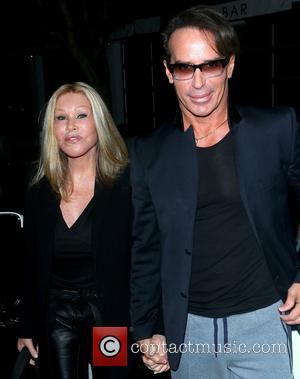 Lloyd Klein and Jocelyn Wildenstein