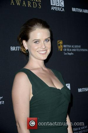 Alice Eve - 2013 BAFTA LA Jaguar Britannia Awards - Los Angeles, California, United States - Sunday 10th November 2013