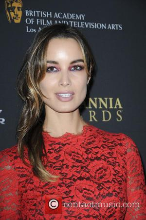 Berenice Marlohe - 2013 BAFTA LA Jaguar Britannia Awards - Los Angeles, California, United States - Sunday 10th November 2013