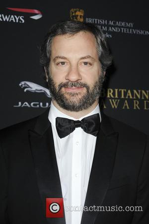Judd Apatow - 2013 BAFTA LA Jaguar Britannia Awards - Los Angeles, California, United States - Sunday 10th November 2013