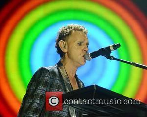 Martin Gore - Depeche Mode perform at The O2... - Dublin, Ireland - Sunday 10th November 2013