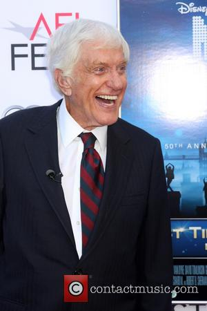 Dick Van Dyke - Mary Poppins 50th Anniversary Screening at AFI Fest at TLC Chinese Theater - Los Angeles, California,...