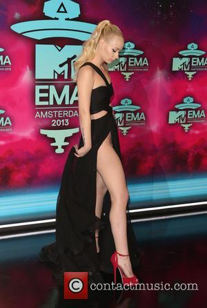 Iggy Azalea - 20th MTV Europe Music Awards held at Ziggo Dome - Arrivals - Amsterdam, Netherlands - Sunday 10th...