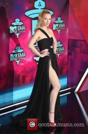 Iggy Azalea - 20th MTV Europe Music Awards - Arrivals