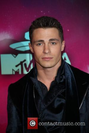 Colton Haynes - 20th MTV Europe Music Awards held at Ziggo Dome - Arrivals - Amsterdam, Netherlands - Sunday 10th...
