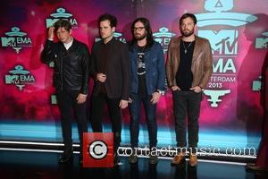 Kings Of Leon, Matthew Followill, Jared Followill and Nathan Followill