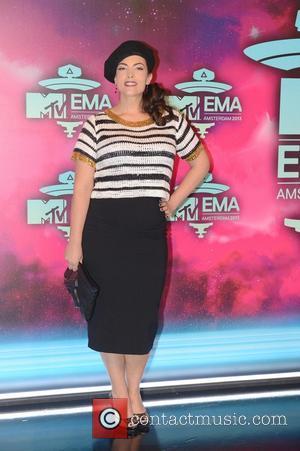 Caro Emerald - 20th MTV Europe Music Awards held at Ziggo Dome - Arrivals - Amsterdam, Netherlands - Sunday 10th...