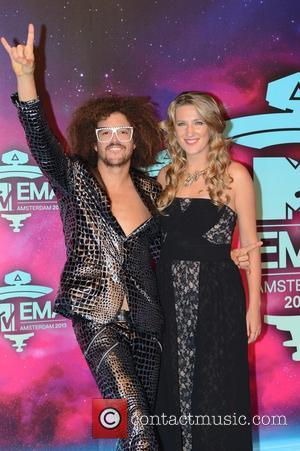 Redfoo - 20th MTV Europe Music Awards held at Ziggo Dome - Arrivals - Amsterdam, Netherlands - Sunday 10th November...