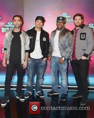 Rudimental - 20th MTV Europe Music Awards held at Ziggo Dome - Arrivals - Amsterdam, Netherlands - Sunday 10th November...