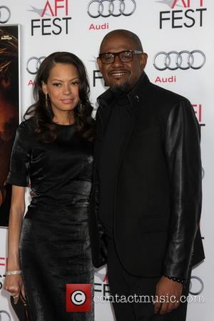 Forest Whitaker and Keisha Whitaker - AFI FEST 2013 Presented By Audi -