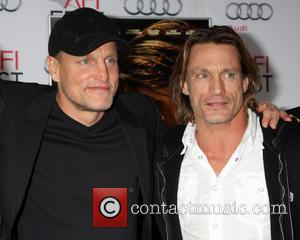Woody Harrelson and Brett Harrelson