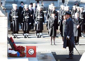 The Duke Of Cambridge and Prince William