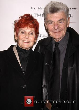 Paula Prentiss and Richard Benjamin