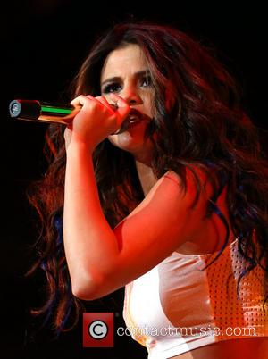 Selena Gomez - Selena Gomez at Mandalay Bay Events Center