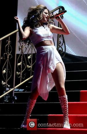 Selena Gomez - Selena Gomez Stars Dance Tour 2013 with special guests Emblem3 and Christina Grimmie At The Mandalay Bay...