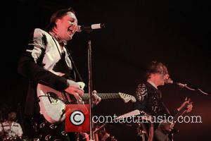 Arcade Fire, Win Butler and Richard Reed Parry