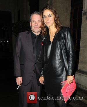 Chris Moyles and Julia Bradbury - BBC Children in Need Gala at The Grosvenor House Hotel - London, United Kingdom...