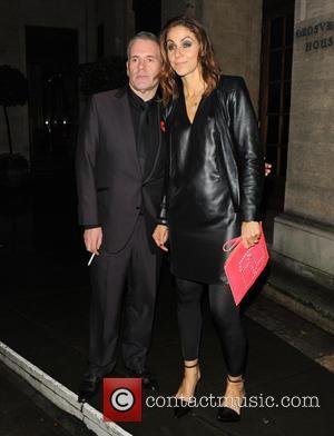 Chris Moyles and Julia Bradbury
