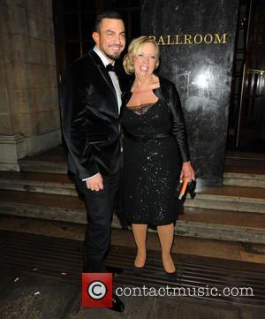 Deborah Meaden and Robin Windsor - BBC Children in Need Gala at The Grosvenor House Hotel - London, United Kingdom...