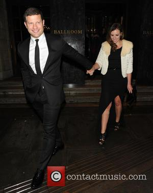Dermot O'leary and Guest
