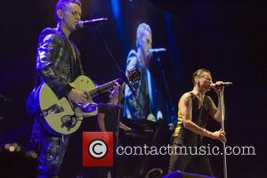 Depeche Mode and Dave Gahan