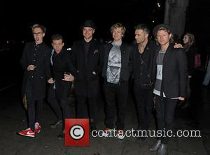 Danny Jones, Dougie Poynter, Matt Willis, James Bourne, Tom Fletcher and Harry Judd