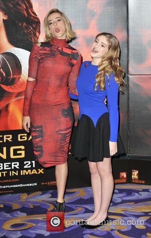 Jena Malone and Willow Shields