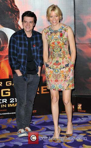 Josh Hutcherson, Elizabeth Banks