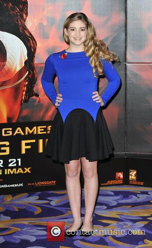 Willow Shields - 'The Hunger Games: Catching Fire' photocall at the Corinthia Hotel London - London, United Kingdom - Monday...