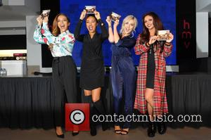 Little Mix, Jesy Nelson, Perrie Edwards, Jade Thirwall and Leigh-anne Pinnock