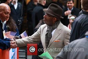 Al Roker - NBC Today Show Presents Lady Antebellum on Veterns Day - NYC, New York, United States - Monday...
