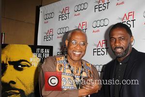 Ayuko Babu and Idris Elba