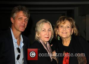 Guy Hector, Brenda Vaccaro and Guest