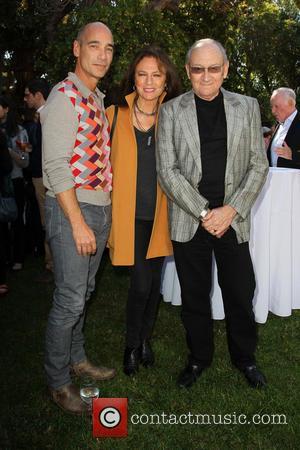 Jean-marc Barr, Jacqueline Bisset and Guest