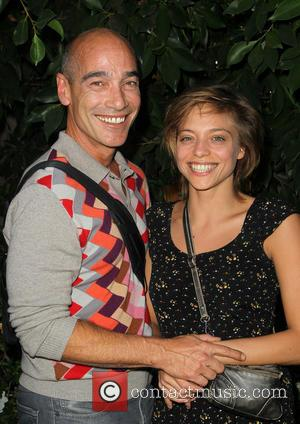 Jean-marc Barr and Lizzie Brocheré