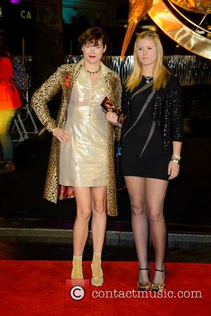 Jasmine Guinness - The world premiere of 'The Hunger Games: Catching Fire' held at Odeon Leicester Square - Arrivals -...