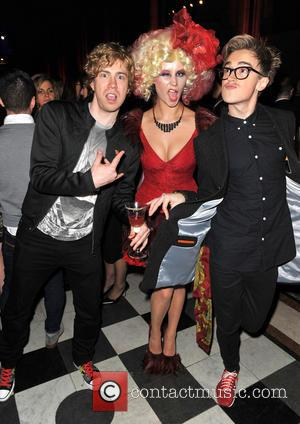 Tom Fletcher and James Bourne