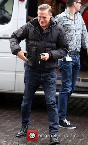 Brian Adams - Brian Adams outside the itv studios - London, United Kingdom - Monday 11th November 2013