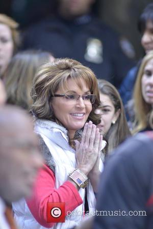 Sarah Palin - The Today show in New York - Manhattan, New York, United States - Monday 11th November 2013