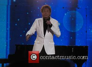 Barry Manilow - Children in Need Rocks concert at Hammersmith Apollo - Performance - London, United Kingdom - Tuesday 12th...