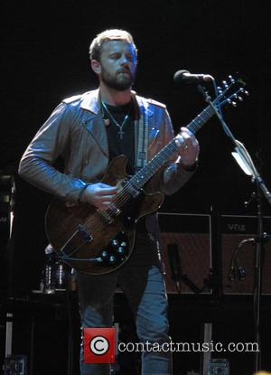 Caleb Followill - Children in Need Rocks concert at Hammersmith Apollo - Performance - London, United Kingdom - Tuesday 12th...
