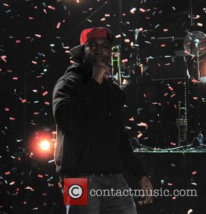 Dizzee Rascal - Children in Need Rocks concert at Hammersmith Apollo - Performance - London, United Kingdom - Tuesday 12th...