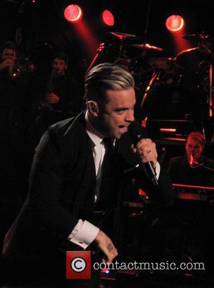 Robbie Williams - Children in Need Rocks Concert